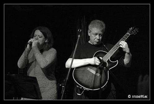 Patricia Van Nunen + Marc Steenhaut