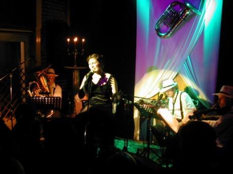 Sofie Vanderheyden sings Gershwin