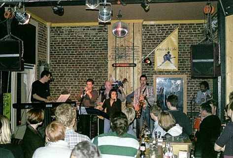 The Funky Streetband 2003